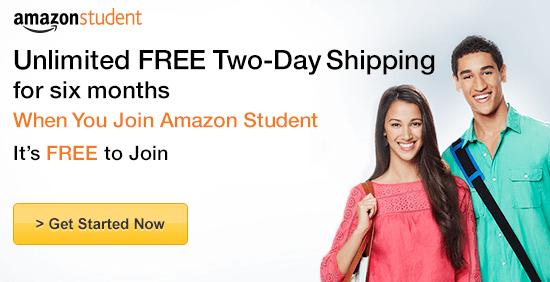 Amazon Prime Student 2018