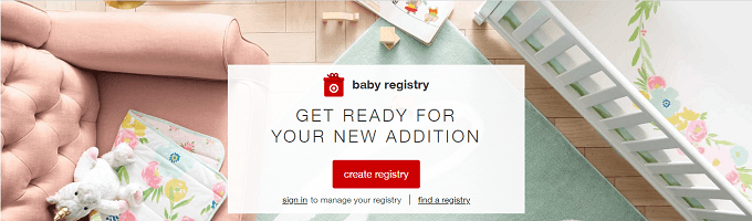 How to Create a Target Baby Registry | HotDeals Blog