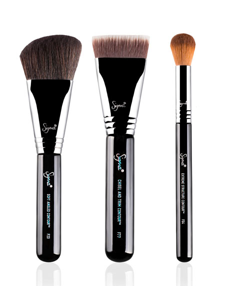 1. Sigma Beauty Highlight Expert Brush Set
