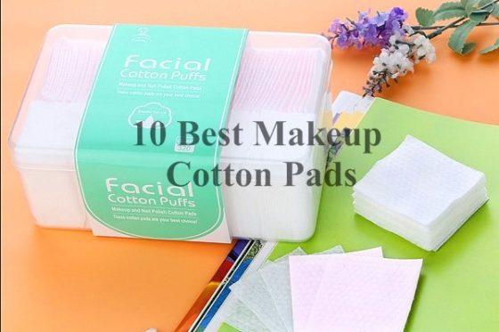 10 Best Makeup Cotton Pads