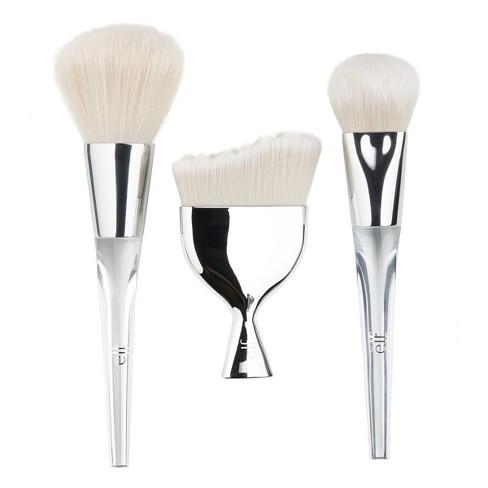 2. E.l.f. Cosmetics Beautifully Precise Face Brush Collection