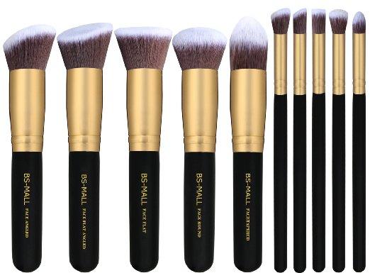 4. Lamora Flat Top Kabuki Foundation Makeup Brush