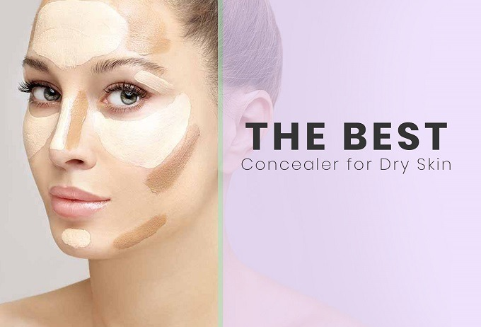 8 Best Concealers for Dry Skin