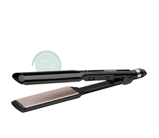 Lisseur à assiette large BaByliss Sleek Control