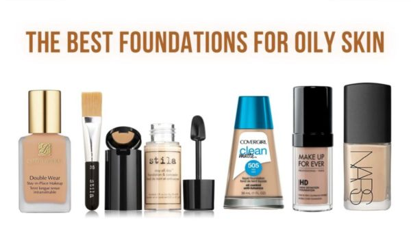 Best Foundations For Oily Skin