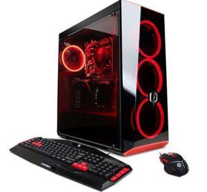 CYBERPOWERPC Gamer Xtreme GXIVR8020A5 Desktop Gaming PC
