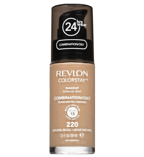 Revlon ColorStay Makeup with SoftFlex for Combination or Oily Skin