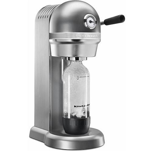 4. KitchenAid Sparkling Beverage Maker