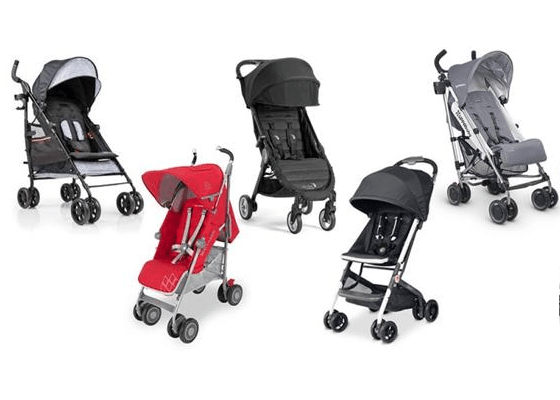 5 Best Reclining Umbrella Strollers for Baby