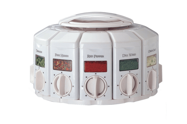 Kitchen Art Pro Select-A-Spice Auto-Measure Carousel