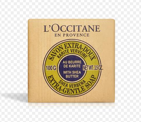 L'Occitane Shea Butter Extra-Gentle Soap – Verbena