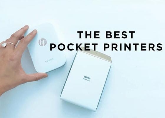 Top 7 Best Portable Pocket Printers 2018