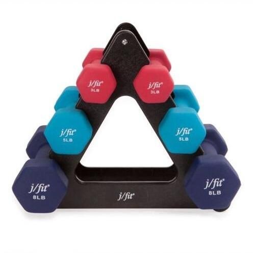 j fit Dumbbell Set