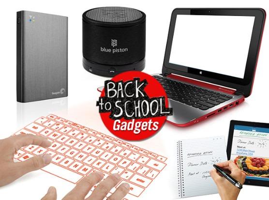 Back in School Tech Gadgets