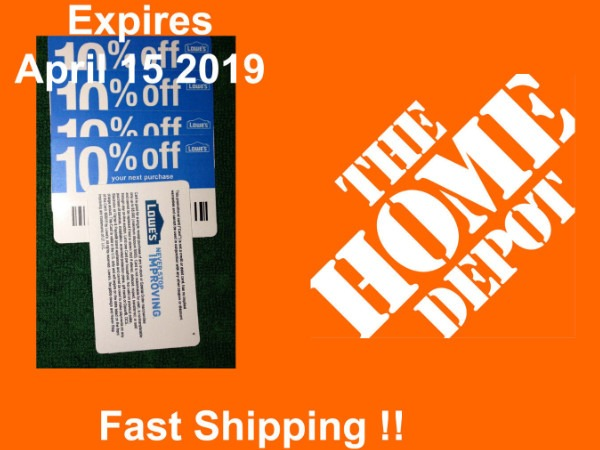 Home Depot Online Discount Policy