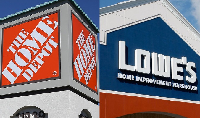 Home Depot VS Lowe's