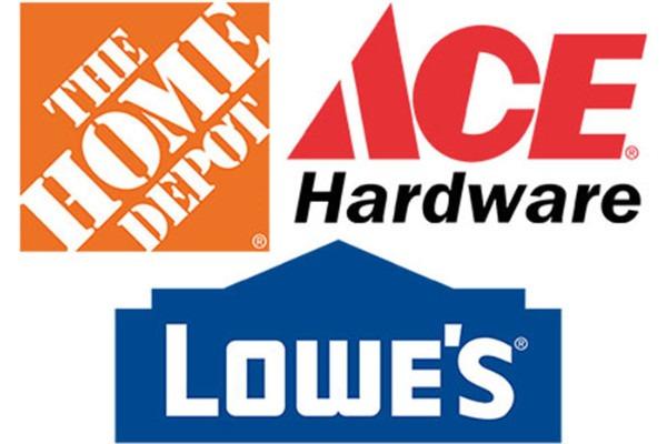 Home Depot VS. Lowe's Card