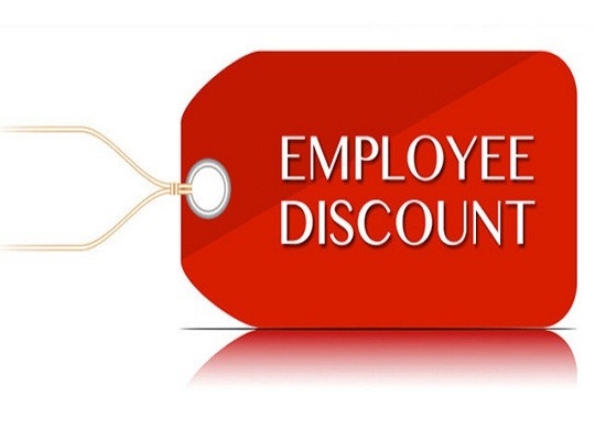 How to Use Employee Discount Online