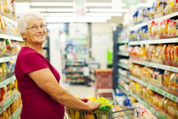 Major Stores Offer Senior Discounts