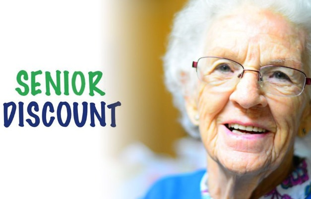 Required Age to Avail the Senior Citizen Discount