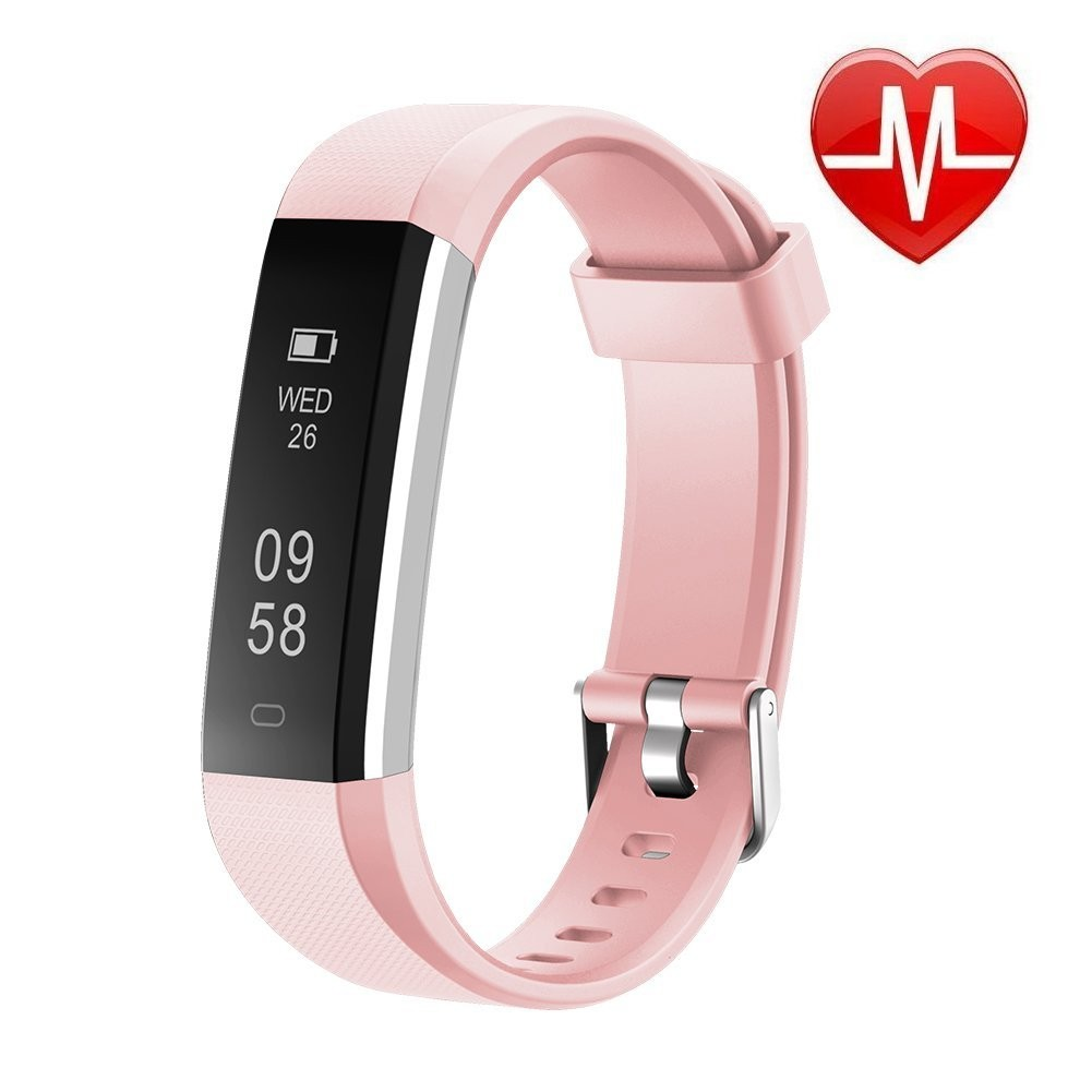 5. LETSCOM Fitness Tracker HR