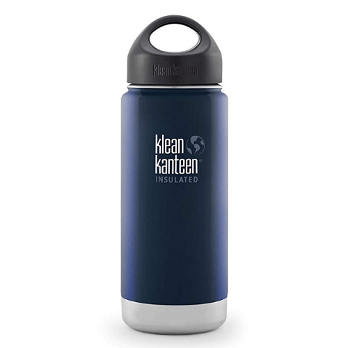7. Klean Kanteen Bottle with Loop Cap
