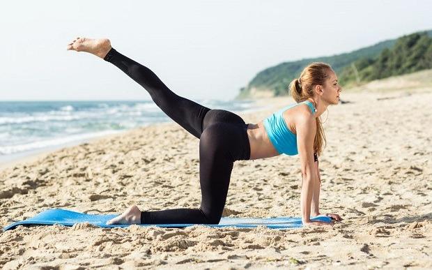 Basic Beginner Yoga Poses