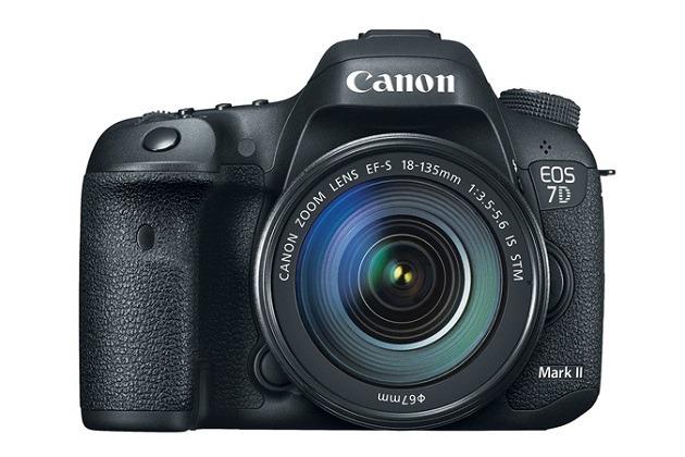 Canon EOS 7D II DSLR