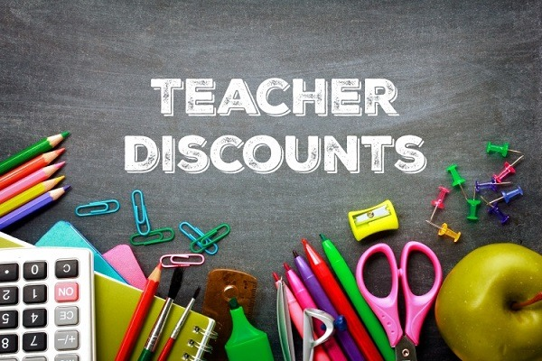 What Stores Give Teacher Discounts
