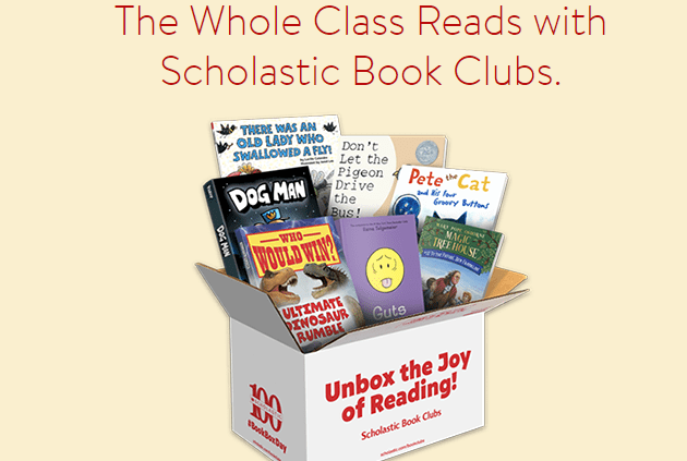 Scholastic Reading Club Coupons