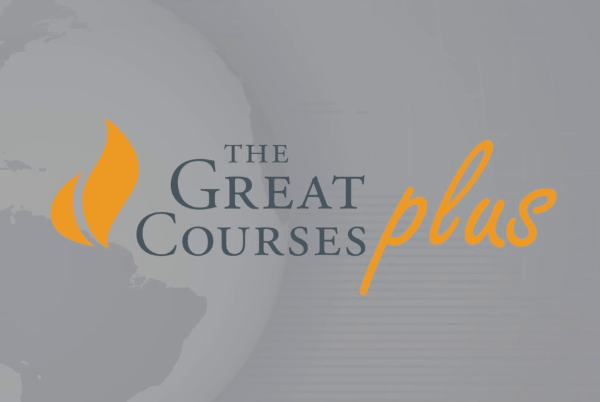 The Great Courses Plus Coupons