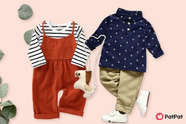 PatPat kids clothes. Cute, Quality, Great price!