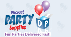 Discount Party Supplies Coupon
