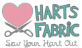 Harts Fabric Promo Codes