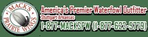 Macks Prairie Wings promo code