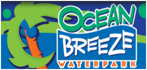 Ocean Breeze Waterpark free shipping coupons