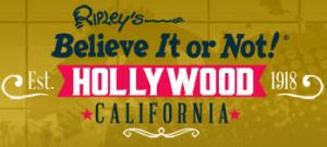 Ripley's Hollywood Promo Codes