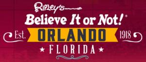 Ripley's Orlando Promo Codes