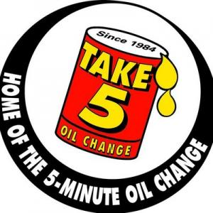 Take 5 Oil Change Coupon