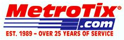 MetroTix Promo Codes