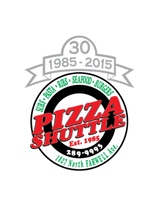Pizza Shuttle free shipping coupons
