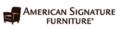 American Signature Furniture promo code