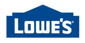 Lowe's first discount