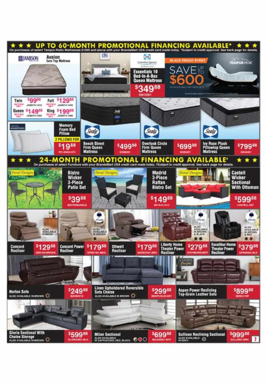 BrandsMart USA weekly ad for 27/09/2021-03/10/2021