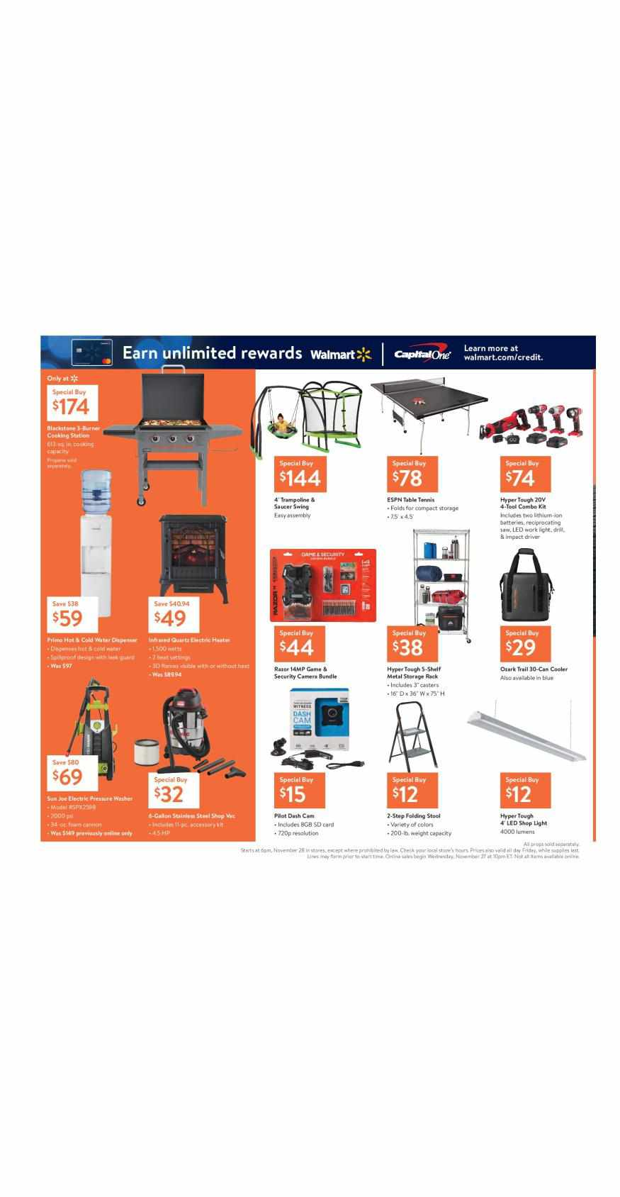 Walmart weekly ad for 18/01/2021-24/01/2021