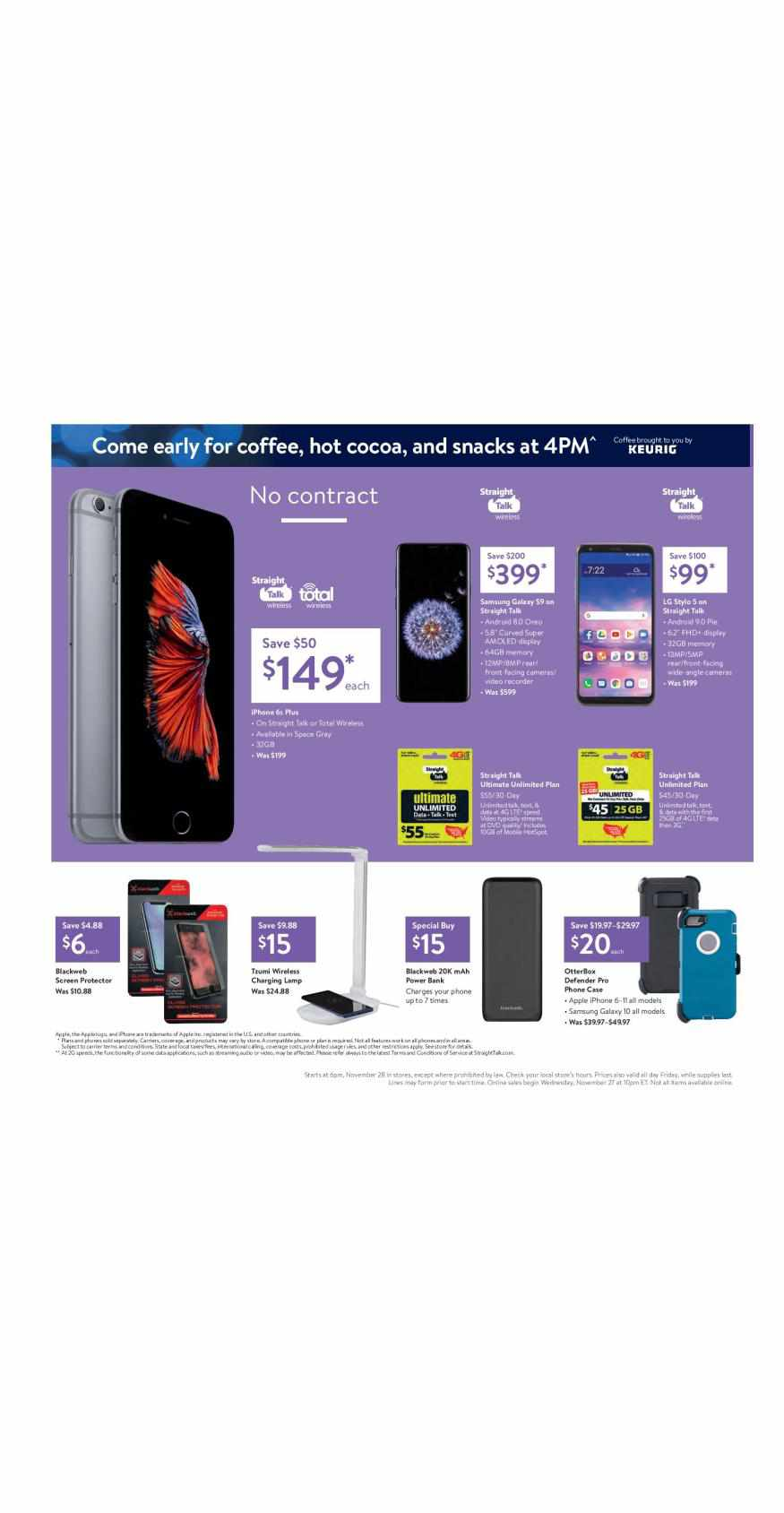 Walmart weekly ad for 18/10/2021-24/10/2021