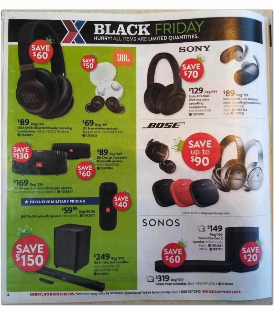 AAFES weekly ad for 26/07/2021-01/08/2021
