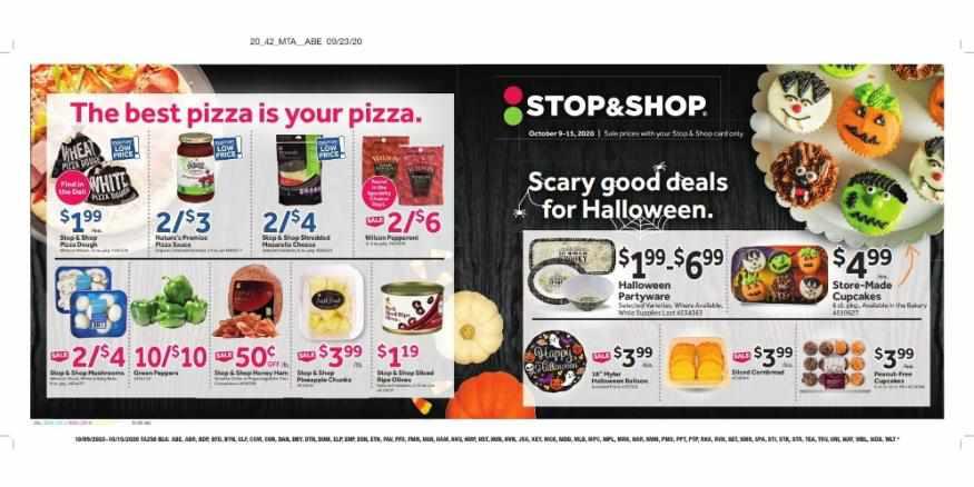 Stop & Shop black friday ad 2021