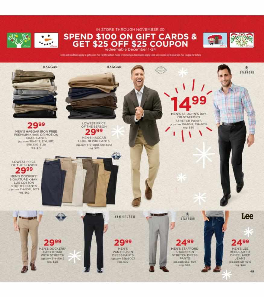 JCPenney black friday ad 2021