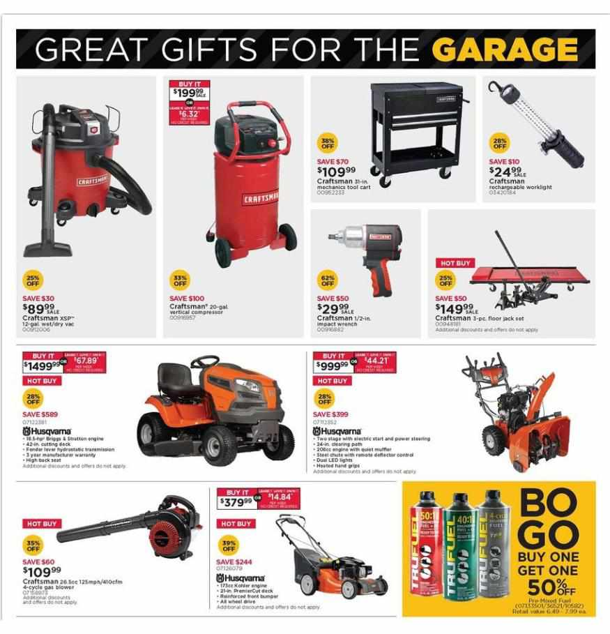 Sears Hometown Store weekly ad for 20/09/2021-26/09/2021